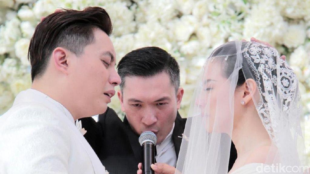 Penuh Haru di Pernikahan Edric Tjandra