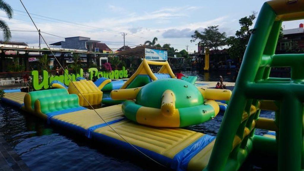 Wisata Umbul Ponggok di Jawa Tengah, Cocok untuk Akhir Pekan