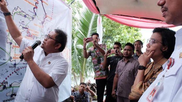 RI Punya 'Tol Langit', Pembangunannya Tak Pakai Utang & APBN
