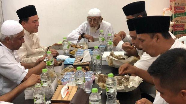 Abu Bakar Ba'asyir,