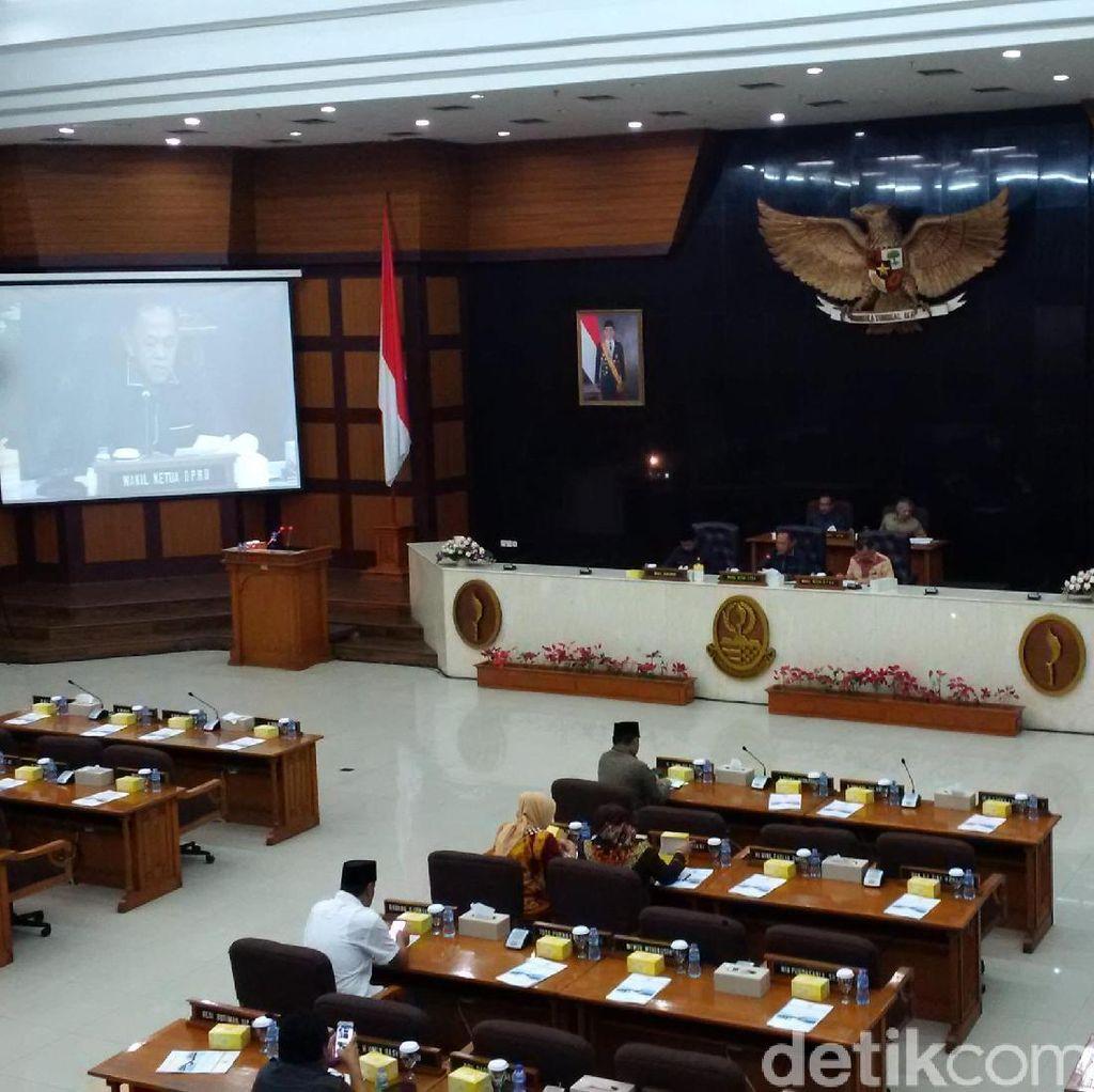 Soroti Indikator Keberhasilan TAP Jabar, Dewan Kembali Panggil Sekda