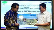 Dukungan BRI untuk Kemajuan Sektor Pertanian