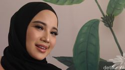 Chacha Frederica Dukung Suami Jadi Calon Wakil Bupati Semarang