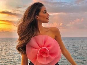 Cantik, Pintar, Suka Beramal, Wanita Arab Ini Dijuluki Amal Clooney Kedua