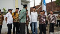 Jokowi Tinjau Bantuan Rusun di Ponpes Ustaz Adi Hidayat Belajar