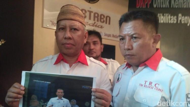 ACTA Laporkan Jokowi ke Bawaslu Soal Kampanye Terselubung di TV