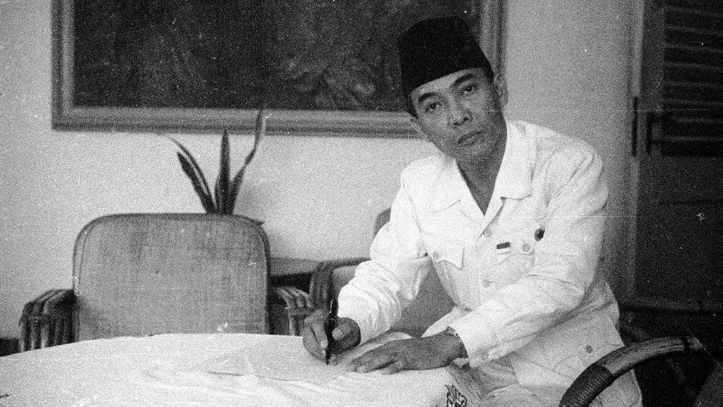 Lidah Sukarno Berlabuh ke Sambal Pecel