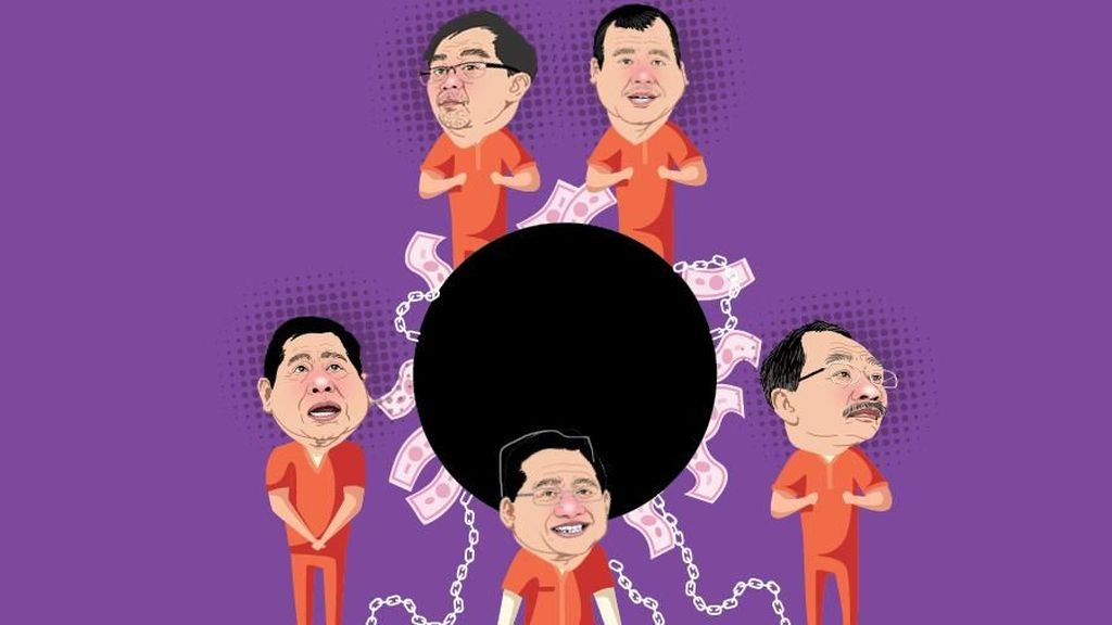 Parah! Gaji Sudah Besar Masih Korupsi