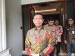 Menko Polhukam Wiranto Pimpin Rakortas Bahas RPP Obyek Vital