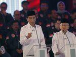 Maruf Amin Yakin Jokowi Sukses di Debat Capres Kedua