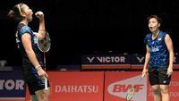 Singkirkan Ganda Jepang, Greysia/Apriyani Tembus Final Malaysia Masters