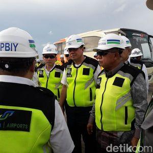 Kapasitas Bandara Kulon Progo 8 Kali Lipat Adi Sucipto