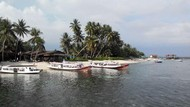 Derawan, Kepulauan yang Menawan