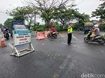 Dua Jalur Jalan Raya Porong Lama Kembali Ditutup, Ini Pantauannya