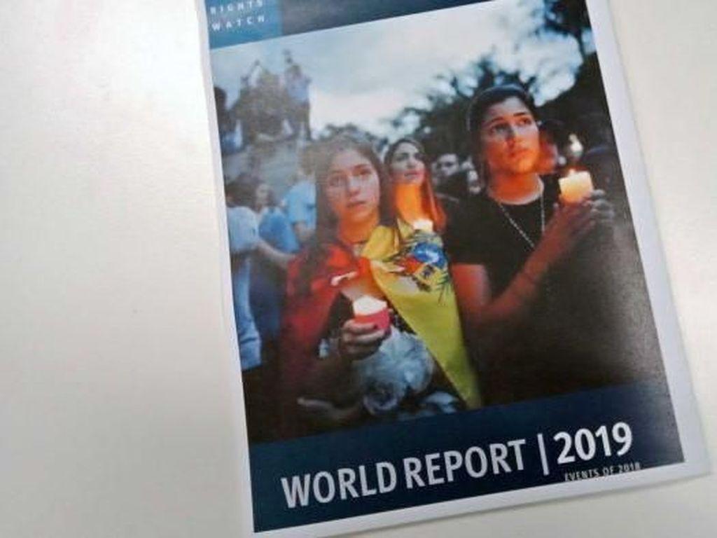 Inilah Rapor Indonesia Soal Hak Asasi di 2018 Menurut Human Rights Watch