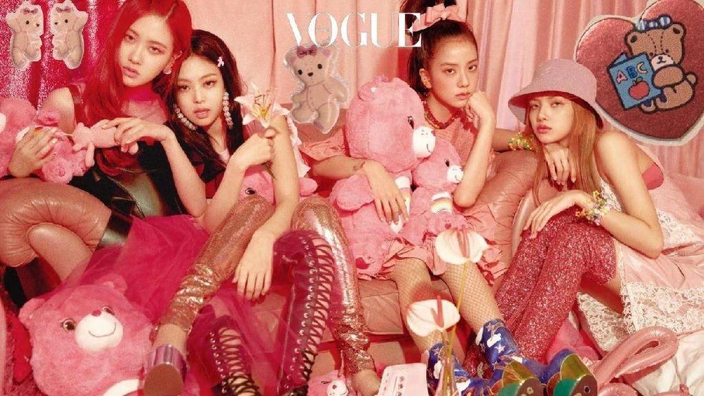 Jadi Ikon Fashion Vogue, Ini Gaya Unik Blackpink yang Akan Konser di BSD