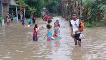 Video Belasan Desa di Pasuruan Terendam Banjir