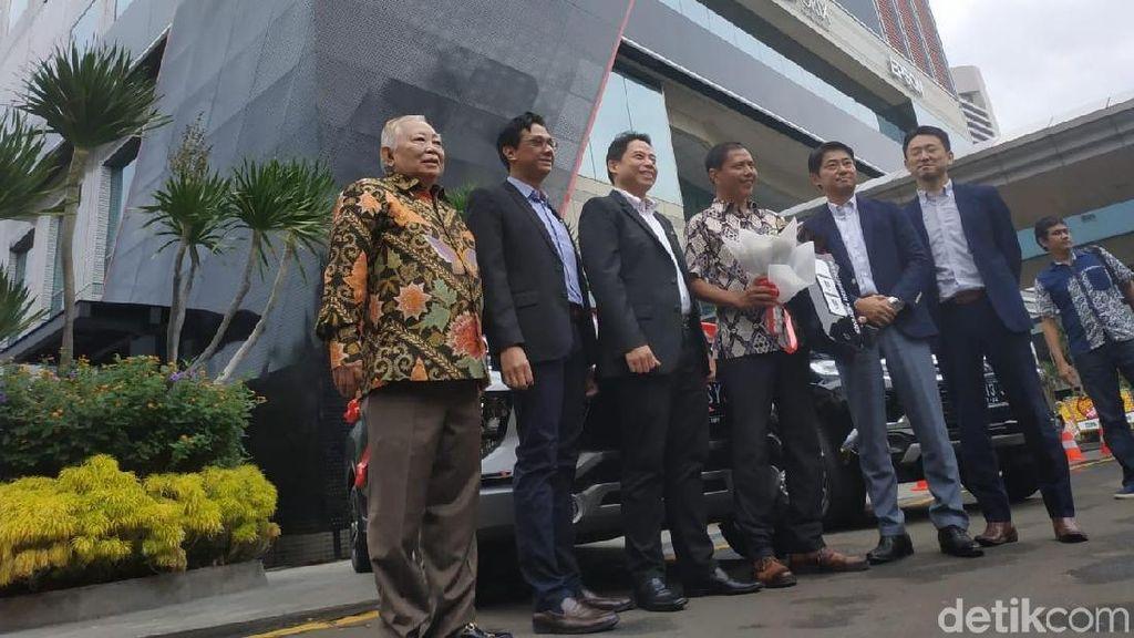 Mitsubishi Punya Diler di Tengah Kota Jakarta