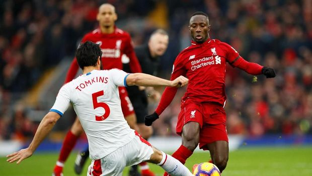 LIVE: Liverpool vs Crystal Palace