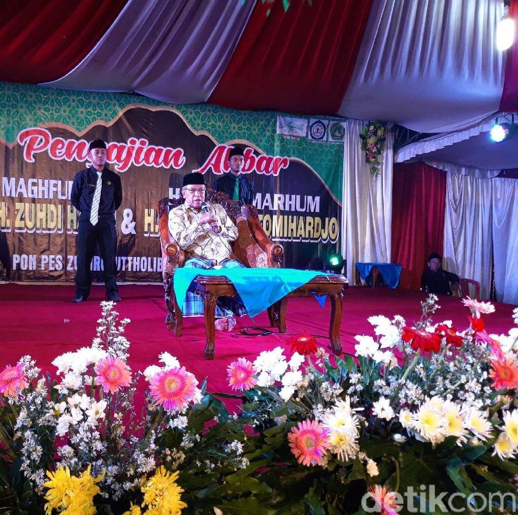 Ketum PBNU Hadiri Haul KH Zuhdi Hasan di Boyolali