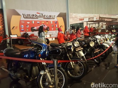 Tahun 2019, Museum Angkut Kota Batu Usung Tema Automotive Lifestyle