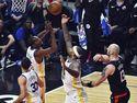 Hasil NBA: Cousins Akhirnya Debut, Warriors Kalahkan Clippers