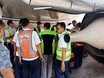 Mobil Penarik Bagasi Tabrak Roda Pesawat Lion Air di Soetta