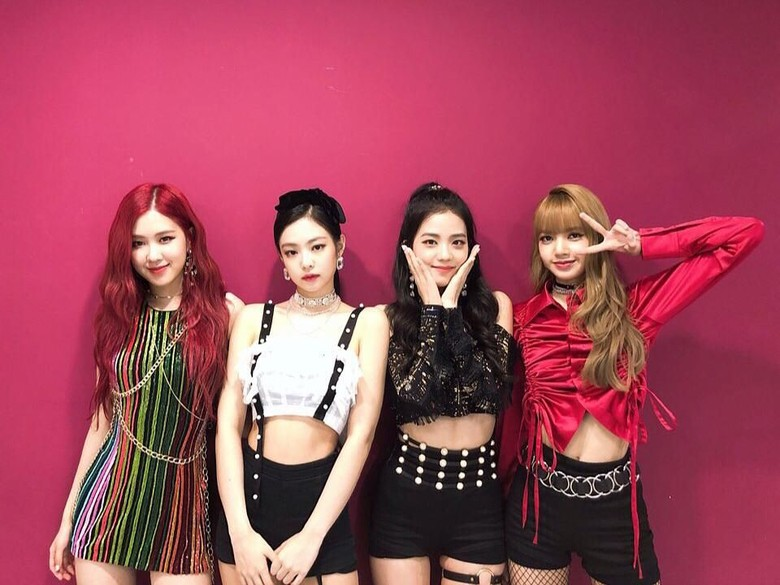 Comeback BLACKPINK Bikin Saham YG Entertainment Kembali Meroket
