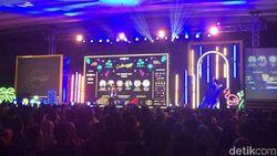 Ribuan Milenial Antre Ikutan Creativepreneur di Medan
