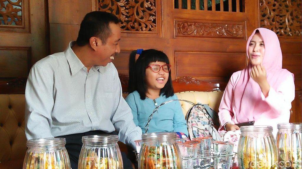Ingin Temui Jokowi, Bocah Tuna Netra dari Rembang ke Jakarta Bawa Puisi