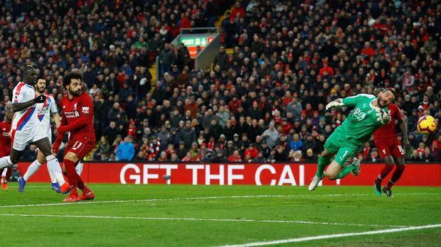 LIVE: Liverpool vs Crystal Palace