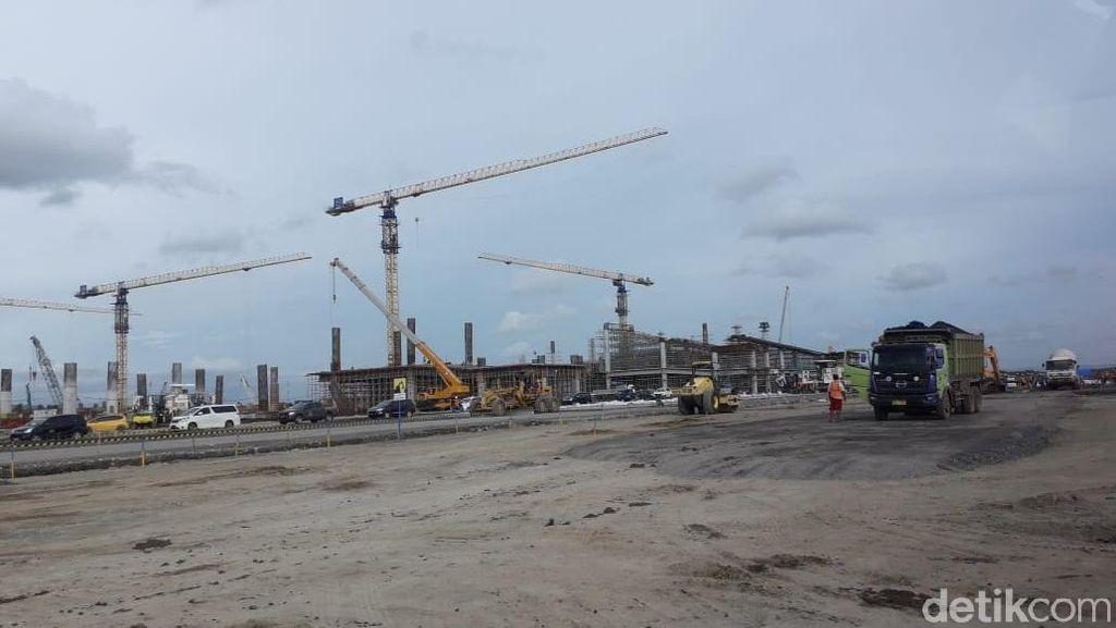 DPR Cek Infrastruktur Penopang Bandara Kulon Progo