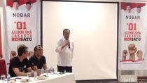 Menhub Bertemu Relawan, Minta Tangkal Hoax yang Serang Jokowi