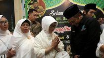 Ketum PBNU Ajak Masyarakat Boyolali Doakan Jokowi