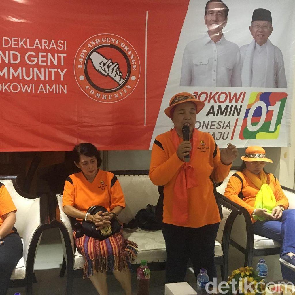 Komunitas Ini Dorong Gerakan Lansia Dukung Jokowi