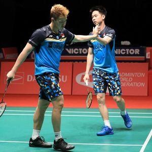 Video Kemenangan Kevin/Marcus di Malaysia Masters 2019