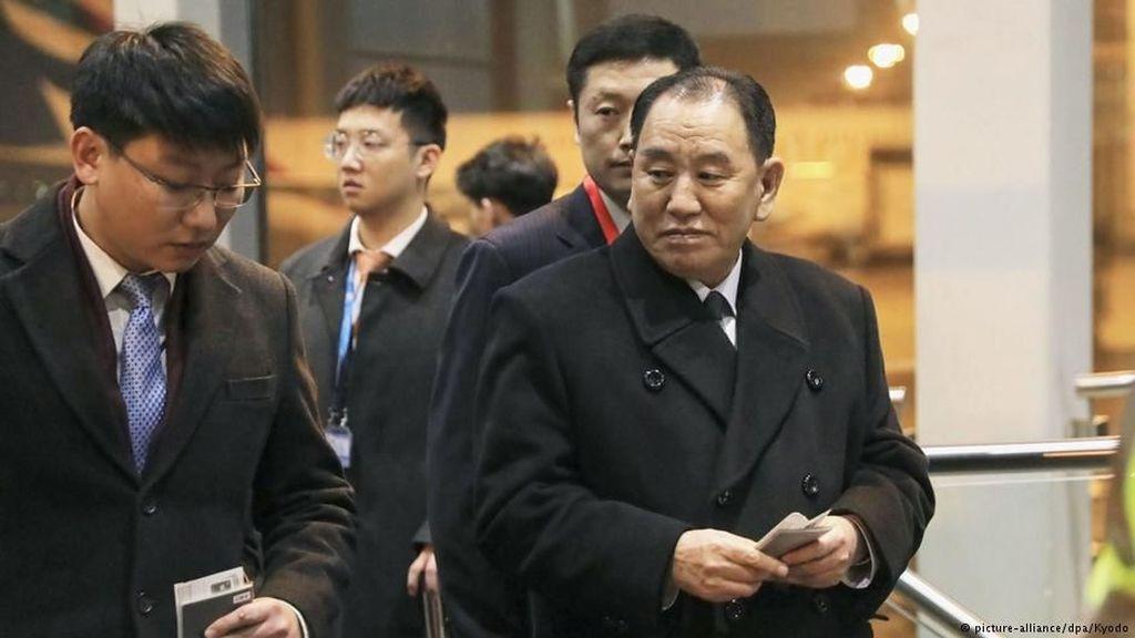 Negosiator Nuklir Utama Korea Utara Adakan Pertemuan di AS