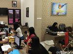 6 Panti Pijat di Kediri Digerebek, Polisi Periksa 48 Terapis hingga Tamu