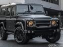 Land Rover Defender Volcanic Rock, Mewah dan Gahar