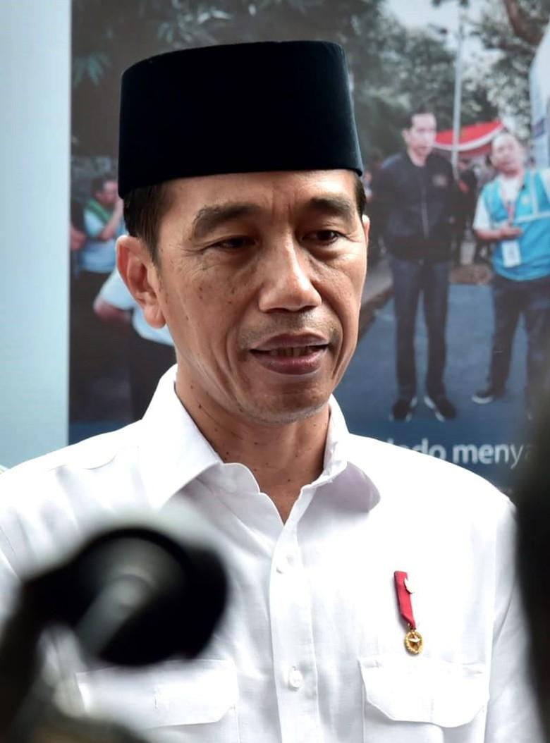 Jokowi Minta Muslimat NU Terus Rawat Persatuan dan Kerukunan