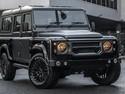 Hitam Elegan, Land Rover Defender
