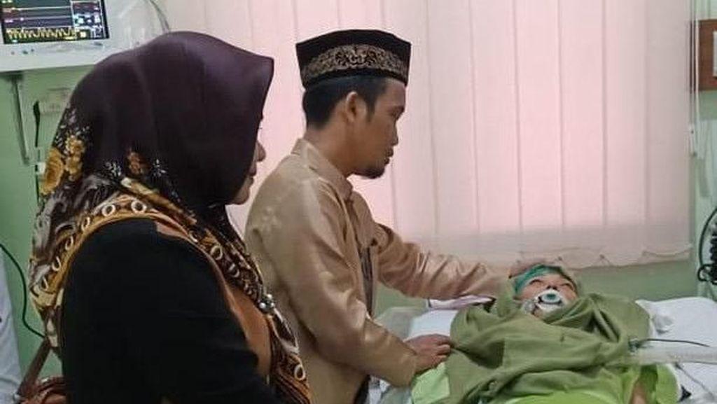 Istri Ustad Maulana Dimakamkan di Dekat Makam Ayah Jusuf Kalla