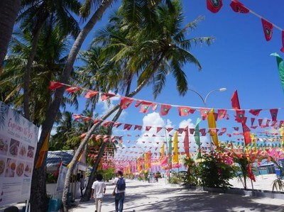Melihat Maafushi, Pulau Cantik Maldives yang Wajib Dikunjungi