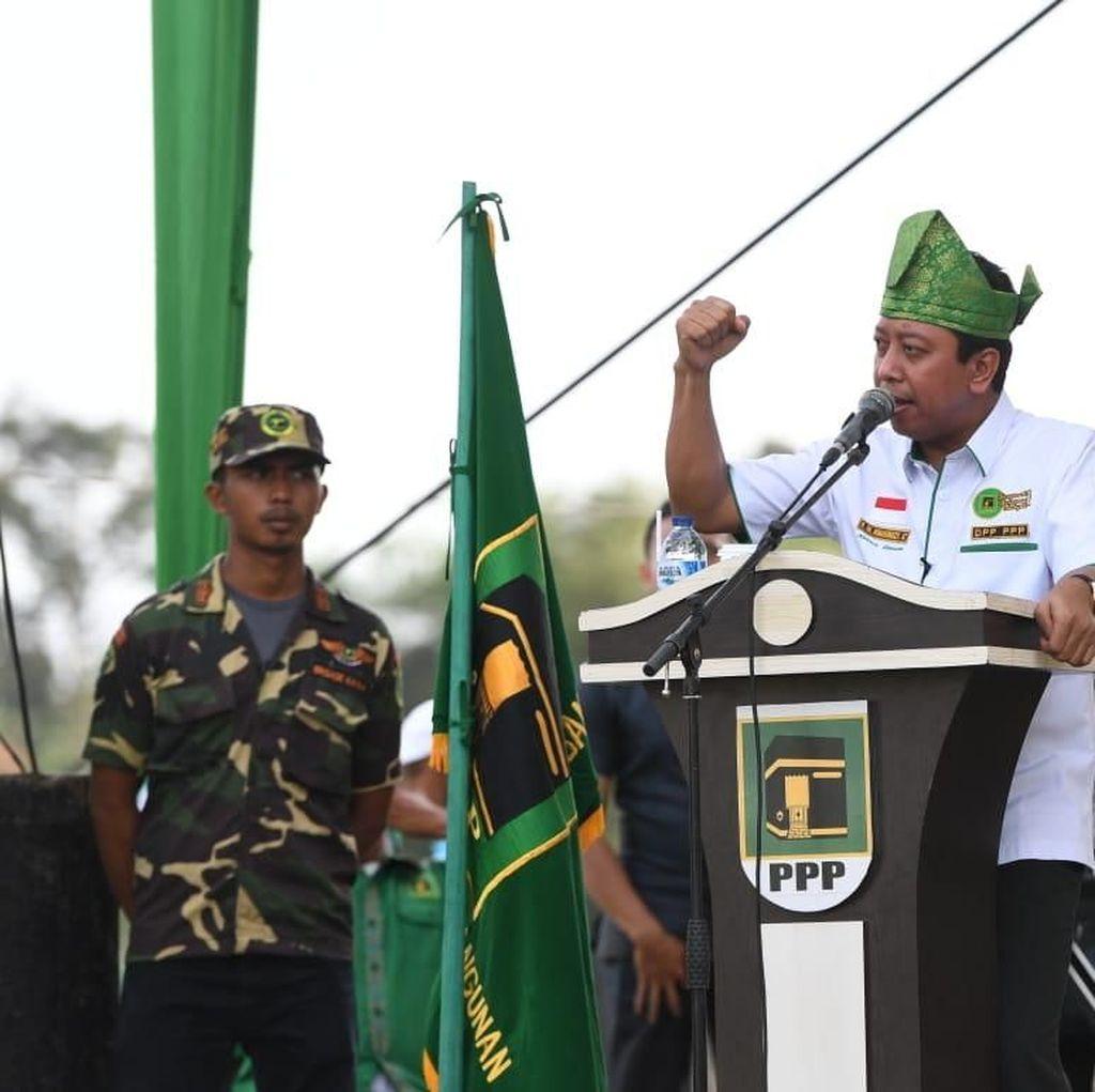Rommy Larang Caleg PPP Tandem dengan Caleg Partai Lain