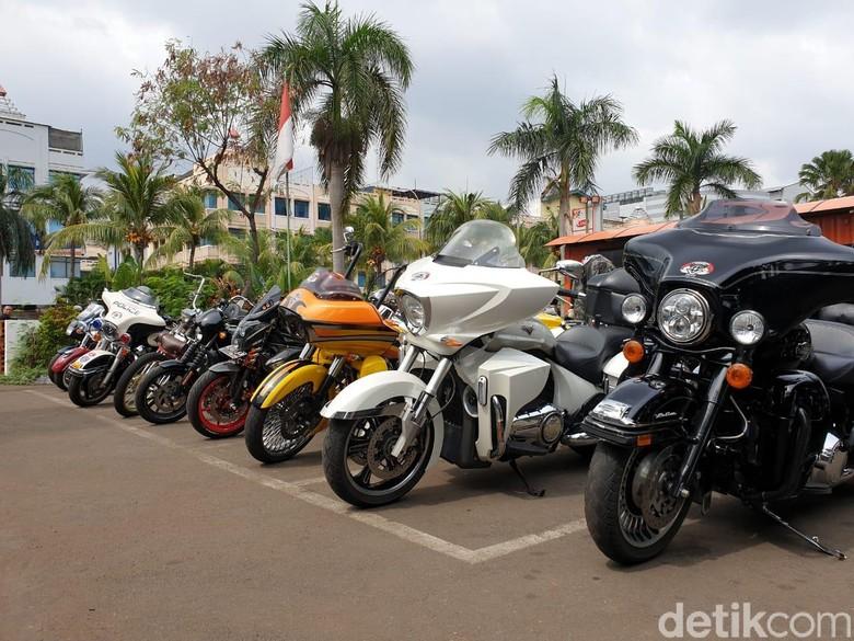 Motor Besar Indonesia. Foto: Luthfi Anshori