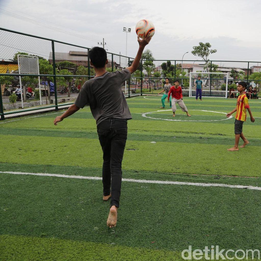 Ingin Olahraga di Hari Minggu? Pakai Fasilitas Gratis dari Pemkot Nih