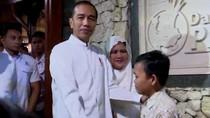 Cerita Bocah Tunggu Berjam-jam Demi Nge-Vlog Bareng Jokowi