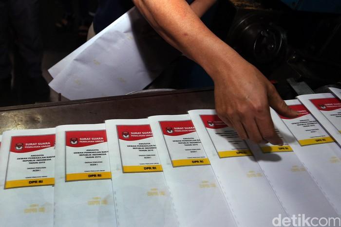 Ilustrasi Pemilu. Foto: Rengga Sancaya/detikcom