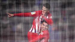 Atletico Menang 3-0 di Markas Huesca