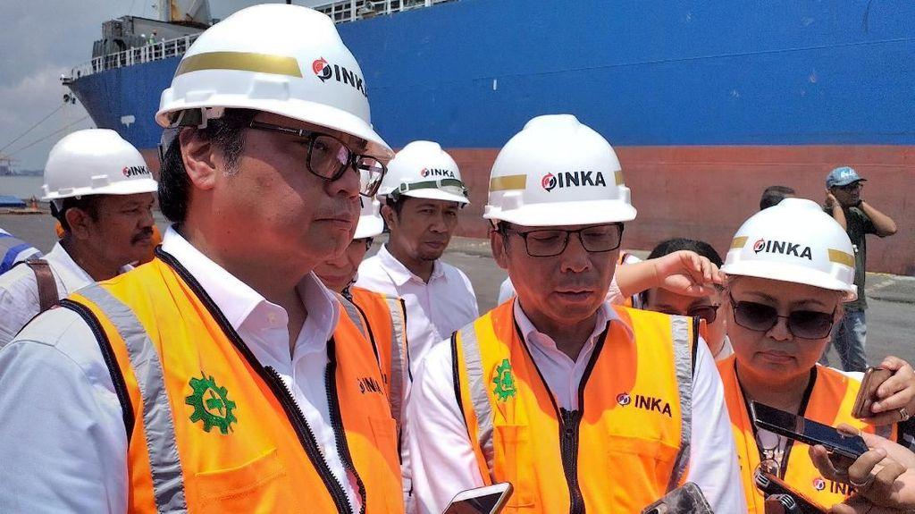 Ekspor 250 Kereta ke Bangladesh, INKA Kantongi Rp 1,4 T